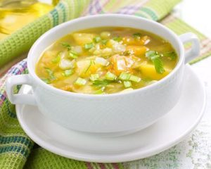 soupe aux legumes